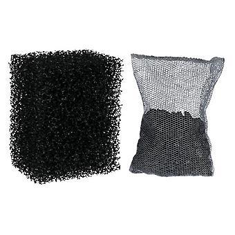 Trixie 2 Sponge Filter & 1 Carbon Active M 700