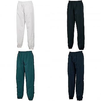 Tombo Teamsport Mens Sports Lined Tracksuit Bottoms / Jog Pants