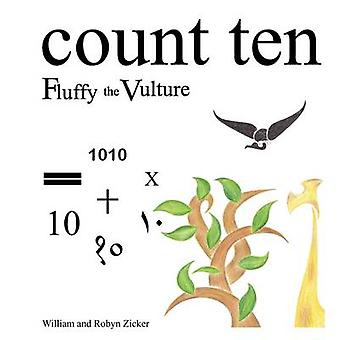 Count Ten Fluffy the Vulture by Zicker & William
