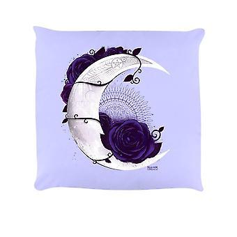 Requiem Collective Lunar Mandala Cushion