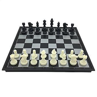 3-in-1 Spielset, Schach - Backgammon - Frauen