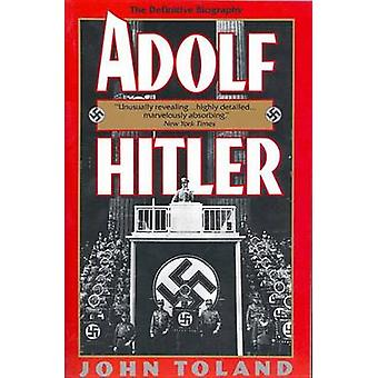 Adolf Hitler by Toland - 9780385420532 Book