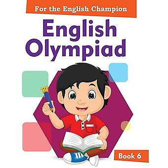 English Olympiad-6 by Pegasus - 9788131940334 Book