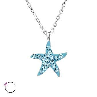 Starfish - 925 Sterling Silver Necklaces - W32756x