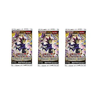 Yu-Gi-Oh! Legendary Duelists -Magical Hero -Booster Packs 3-Pack