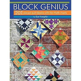 Block Genius by Sue Voegtlin