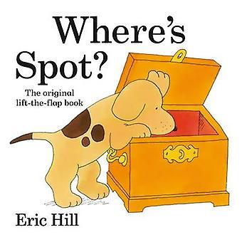 Missä on paikalla? Eric Hill - 9780723263401 kirja