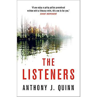 The Listeners by Anthony J. Quinn - 9781786696083 Book