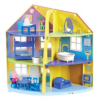 Peppa Pig, Toy House - Peppas Family Home