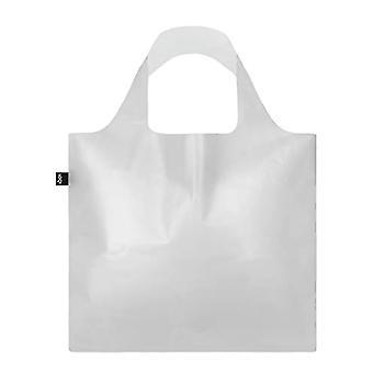LOQI LOQI TRANSPARENT Milky Bag with 50cm transparent Milky handle