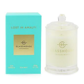Glasshouse Triple Scented Soy Candle - Lost In Amalfi (Sea Mist) 60g/2.1oz