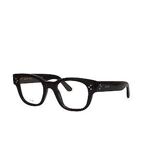 Celine CL50035I 001 Shiny Black Glasses