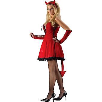 Lovely Devil Adult Costume