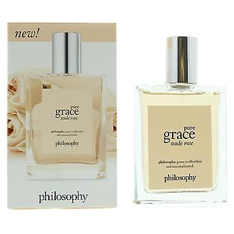 Philosophie Pure Grace Nude Rose Eau de Toilette 60ml Spray For Her