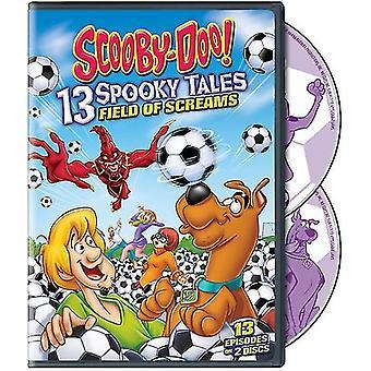 Scooby-Doo: 13 Spooky Tales-Field of Screams [DVD] USA import