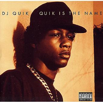 DJ Quik - Quik Is de naam [CD] USA import