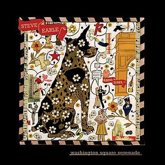 Steve Earle - Washington Square Serenade [CD] USA import