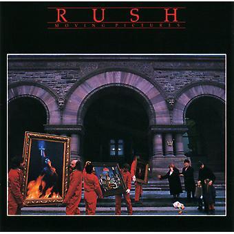 Rush - rörliga bilder LP + [Vinyl] USA import