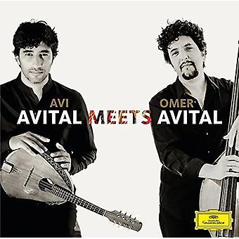 Avital, AVI/Avital, Omer-Avital voldoet aan Avital [CD] USA import