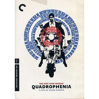 Quadrophenia [DVD] USA importerer