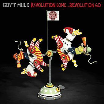 Gov ' t Mule - importation USA révolution viennent révolution aller [CD]