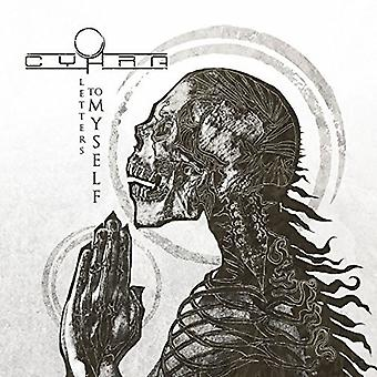 Cyhra - Letters to Myself [CD] USA import