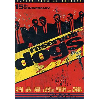 Reservoir Dogs [DVD] Yhdysvallat tuoda