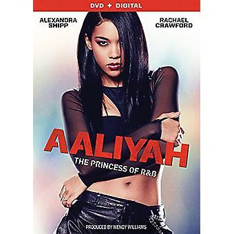 Aaliyah: The Princess of R&B [DVD] USA import