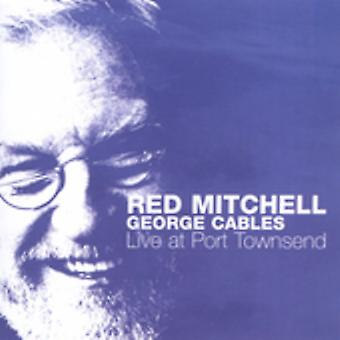 Mitchell/Cables - Live at Port Townsend [CD] USA import