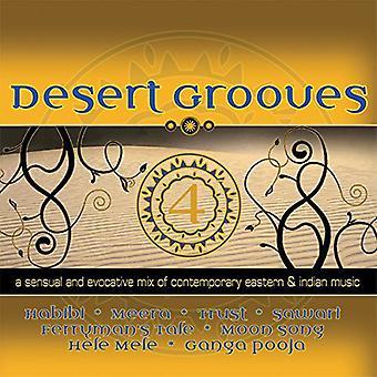 Prem Joshua - Desert Grooves 4 [CD] USA import