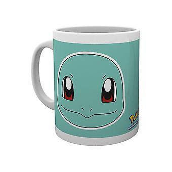 Pokémon, Caneca - Cara de Squirtle