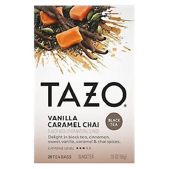 Tazo Chai Tea caramello alla vaniglia