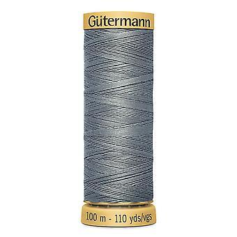 Gutermann 100% Natural Cotton Thread 100m Hand and Machine Colour Code  - 305