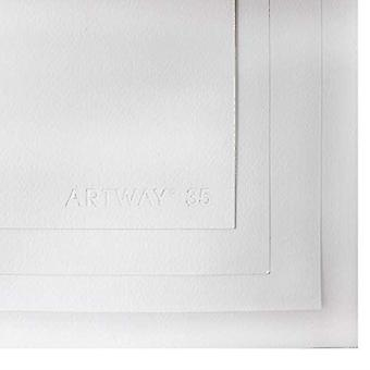 Artway A1/A2/A3/A4 Watercolour Paper - Cold Pressed - 300gsm