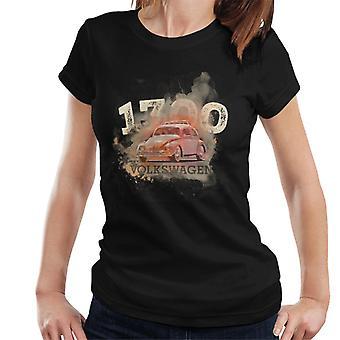 Volkswagen Volkswagen Retro 1300 Beetle Women's T-Shirt