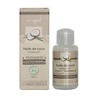 Organic coconut oil 50 ml