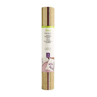 Cricut Glitter Iron-On Sangria Sampler 12 x 12 Zoll