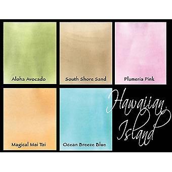 Lindy's Stamp Gang Hawaiian Islands Magiske Flat Set