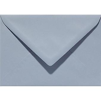 Papicolor 6X Envelop C6 114x162 mm Wolkgrijs