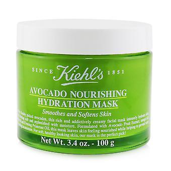 Avocado voedende hydratatie masker 251110 100ml/3.4oz