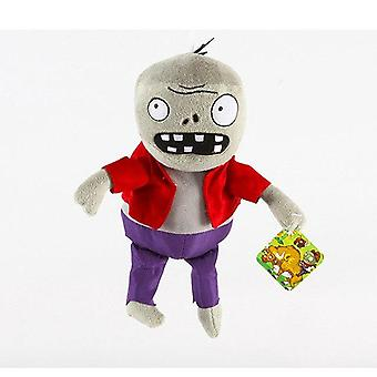 30cm Pvz Zombies  Cosplay Plush Stuffed Toys Doll - Figure Statue For Kids Toys