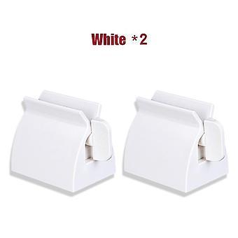 Multifunkčná zubná pasta trubice Squeezer - Easy Prenosné plastové dávkovač - Kúpeľňa Príslušenstvo Sady