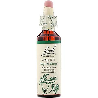 Bach, Original Flower Remedies, Walnut, 0.7 fl oz (20 ml)