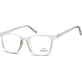 نظارات القراءة Unisex HMR56 سمك شفاف +1.00