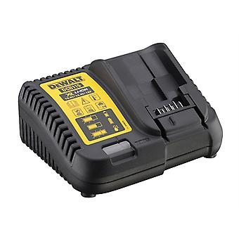 DEWALT DCB115 XR Multi-Voltage Charger 10.8-18V Li-Ion DEWDCB115