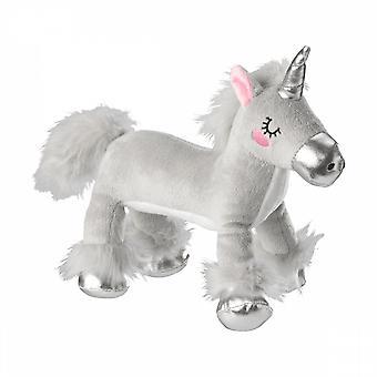 Battles House Of Paws Plush Dog Toy - Unicorn