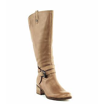 Naturalizer   Dev Wide Calf Heeled Boots