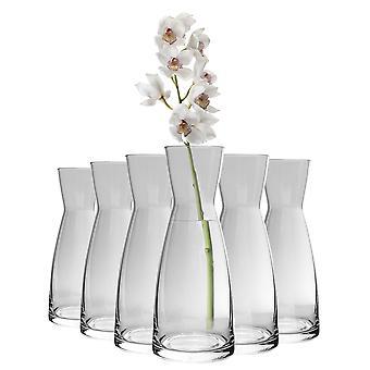 Bormioli Rocco Ypsilon Flower Vase 285ml - Pack of 6