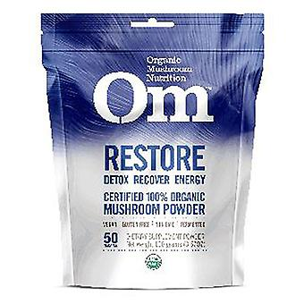 NRG Matrix Restore Organic Mushroom Powder, 3.57 Oz