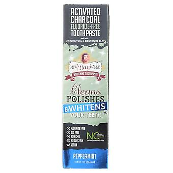My Magic Mud Whitening Toothpaste, Peppermint 4 Oz